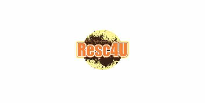 לוגו Resc4U