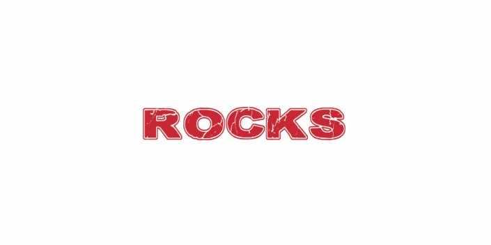 לוגו rocks